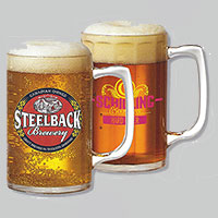 Acrylic Beer Steins